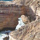 Kalbarri Cliffs by DEB CAMERON