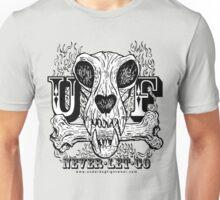 UNDERDOG skull & bone UF, light tee Unisex T-Shirt