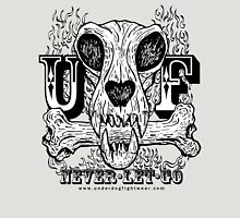 UNDERDOG skull & bone UF, light tee Unisex T-Shirt