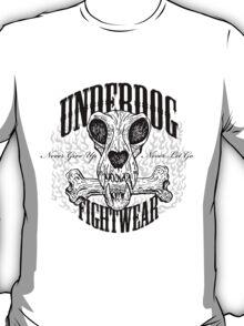 UNDERDOG skull & bone, light tee T-Shirt