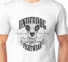 UNDERDOG skull & bone, light tee Unisex T-Shirt