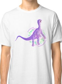Intersex Isanosaurus (with text)  Classic T-Shirt