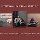 EXHIBITION SMITH ST FITZROY by William  Stanfield