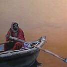 the Boatman by William  Stanfield