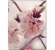 In pink iPad Case/Skin
