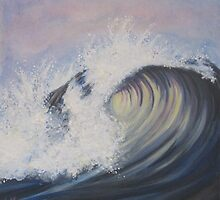 Simon's wave by Kelly Steen