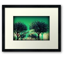 What you do for our world.. Framed Print