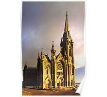 Cobh Cathedral, Cork, Ireland Poster