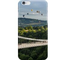 Balloons over Bristol iPhone Case/Skin