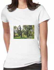 Countryside Womens Fitted T-Shirt