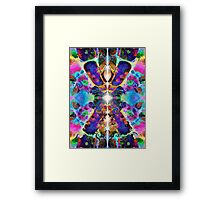 The Eye of the Universe Framed Print