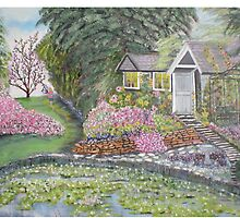 English Cottage by Newhouser