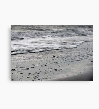 Tranquility - Monochrome Canvas Print