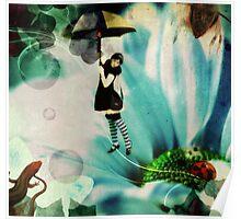 Flight of Fantasy (Under Her Umbrella) Poster