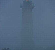 Fog Light by NikonJohn