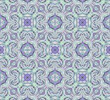 Neptune Wallpaper by Ginny Schmidt