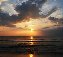North Carolina Sunrise by Joseph Haegele