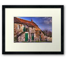 Mangle Cottage Framed Print