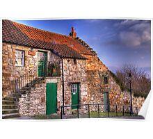 Mangle Cottage Poster