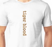 Tiger Blood Unisex T-Shirt