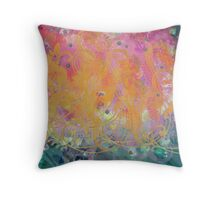 Picturesque Painting Throw Pillow