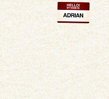 NAMETAG TEES - ADRIAN Hoodie