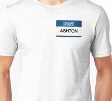 NAMETAG TEES - ASHTON Unisex T-Shirt