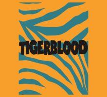 Tigerblood Blue by khails