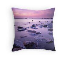 Tanjung Gila 2 Throw Pillow
