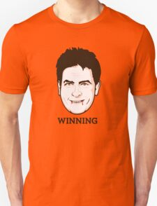 Charlie Sheen - Faces Of Awesome T-Shirt