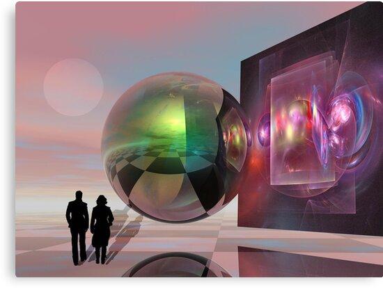 New Horizons by walstraasart