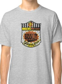 usa brooklyn hoodie by rogers bros Classic T-Shirt