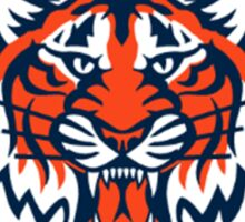 detroit tigers logo 5 Sticker