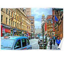 North John Street, Liverpool Poster