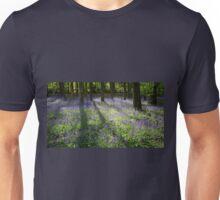 English Bluebells Unisex T-Shirt