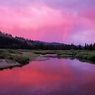 Deadwood River Rainbow by Leland Howard
