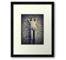 To Drift Framed Print
