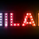 Milan in Lights by ArtPrints