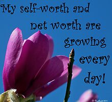 Skyward Affirmation - Prosperity Verse by Betty Northcutt
