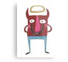 Eugene the Little Devil Metal Print