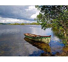 Peaceful moment in Connemara Photographic Print
