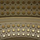 Union Station Ceiling in Washington DC by AnnDixon