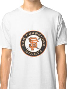 san francisco giants logo Classic T-Shirt