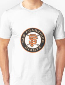 san francisco giants logo T-Shirt