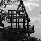 philadelphia pagoda by gruntpig