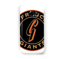 san francisco giants logo 1 Samsung Galaxy Case/Skin