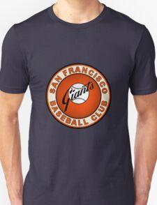 san francisco giants logo 2 T-Shirt