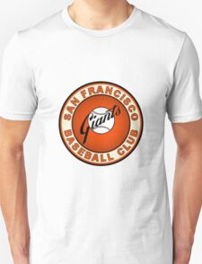 san francisco giants logo 2 T-Shirt