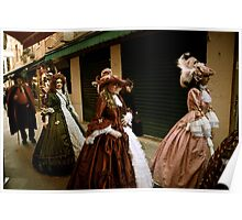 Carnevale di Venezia IV Poster