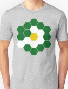 Hexagon Sun - Boards of Canada T-Shirt